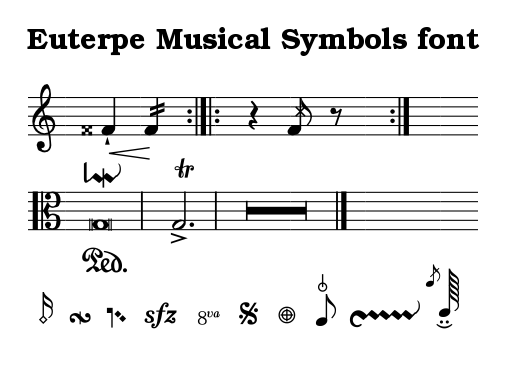 Nerseanolo Music Symbols Png